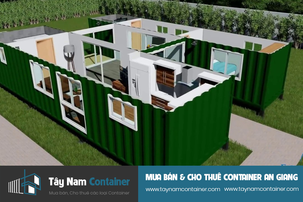 Container An Giang