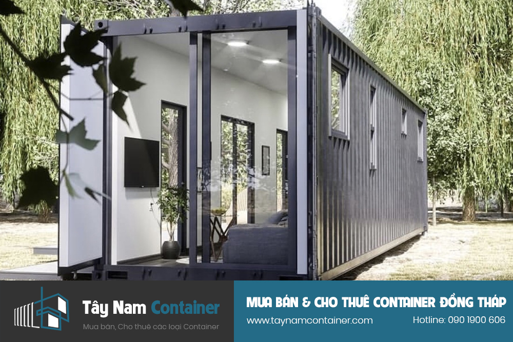 Container Đồng Tháp