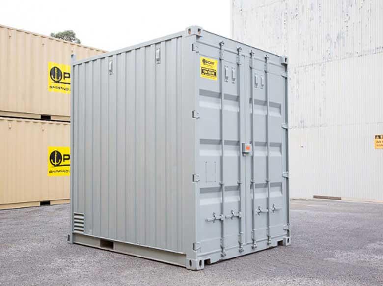 Container Bạc Liêu
