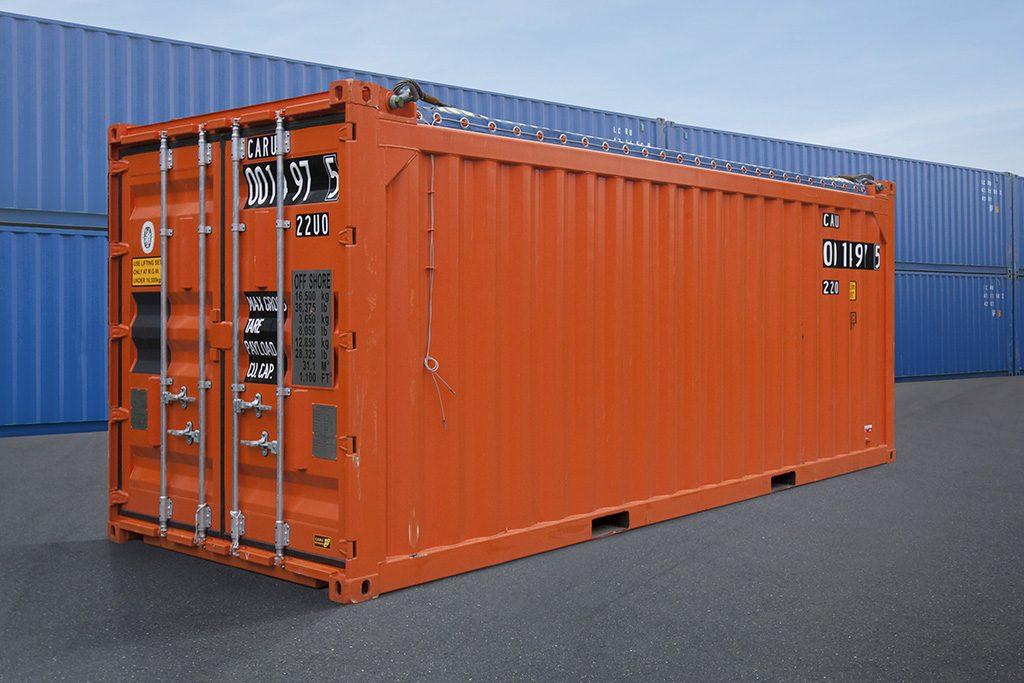 Container Bến Tre
