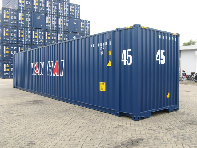 Container Hậu Giang