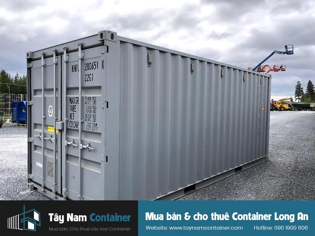 [2019] Mua Bán, Cho Thuê Container Long An, Chuyên nghiệp