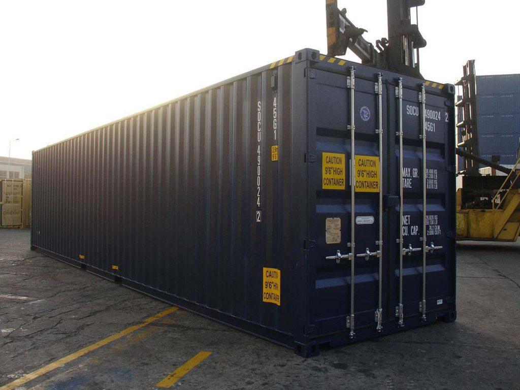 Container Sóc Trăng