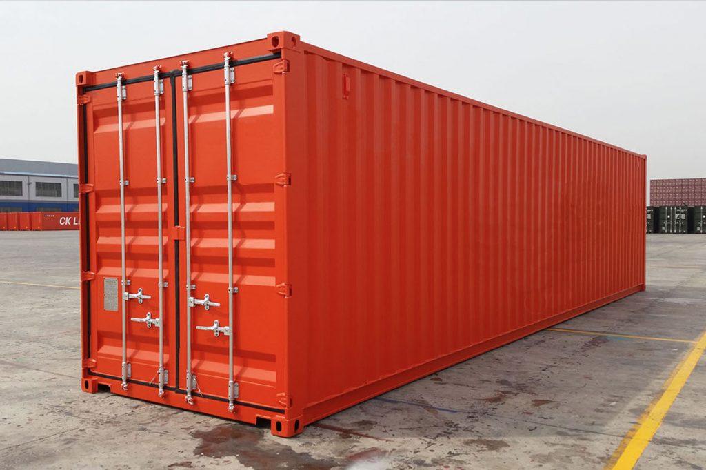 Container Trà Vinh