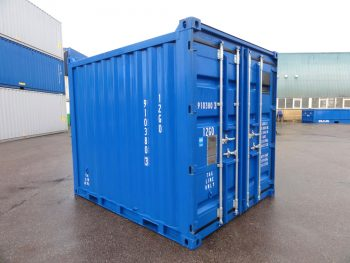 Container Kho 10 Feet Tây Nam Container