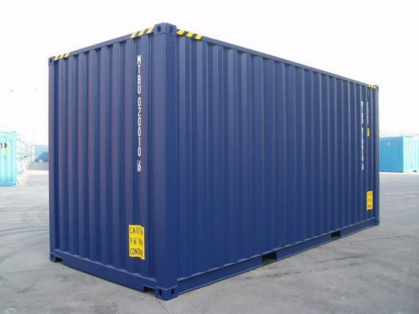Container Kho 20 Feet Tây Nam Container