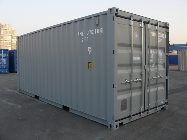 Tây Nam Container | Container Kho 20 Feet