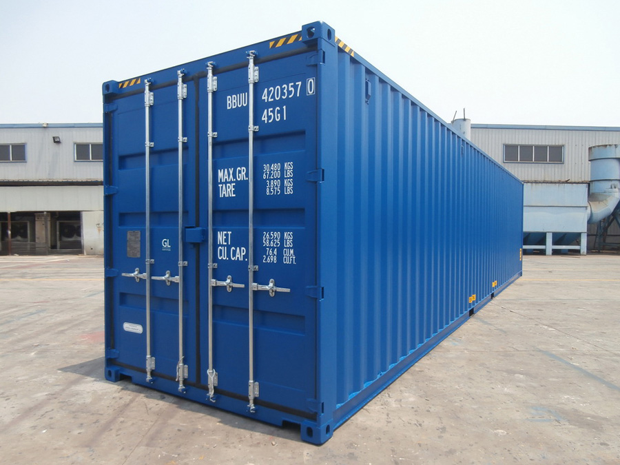 Tây Nam Container | Container Kho 40 Feet