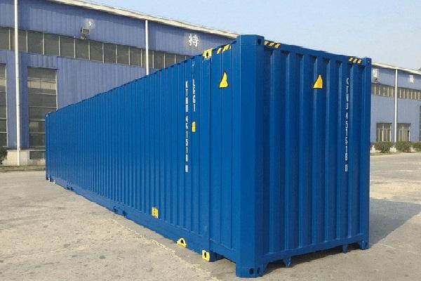 Tây Nam Container | Container 45 Feet