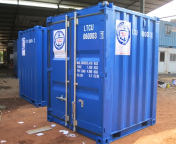 Container 6 Feet Tây Nam Container