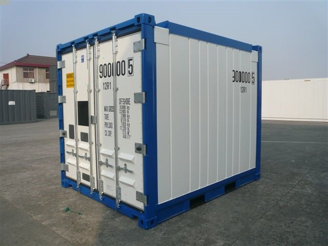 Tây nam Container | Container Lạnh 10 Feet