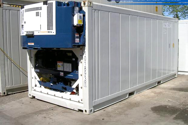Tây Nam Container | Container Lạnh 20 Feet