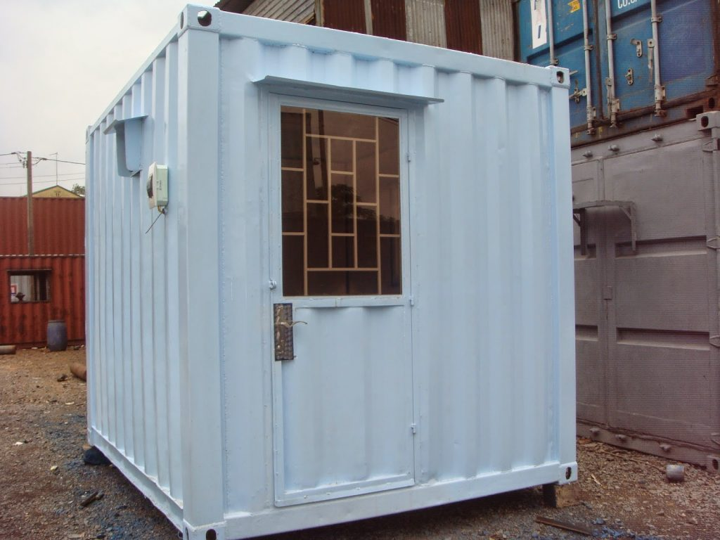 Tây Nam Container   Container văn phòng 10 Feet