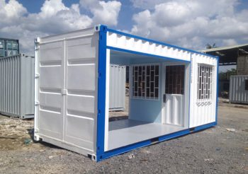 Tây Nam Container   Container Văn phòng 20 Feet