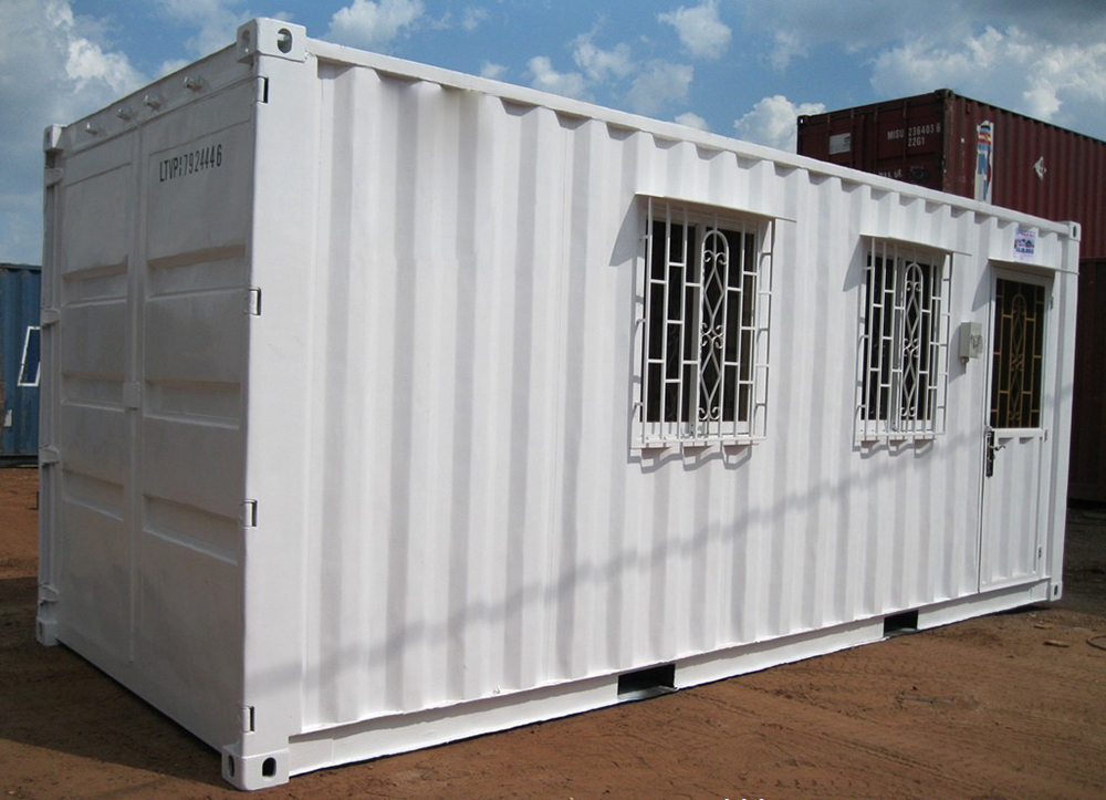 Tây Nam Container | Container Văn phòng 20 Feet