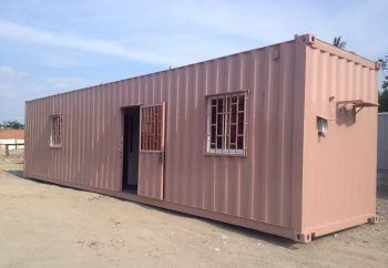 Tây Nam Container   Container Văn Phòng 40 Feet