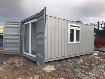 Tây Nam Container   Container Văn Phòng 20 Feet Có toilet