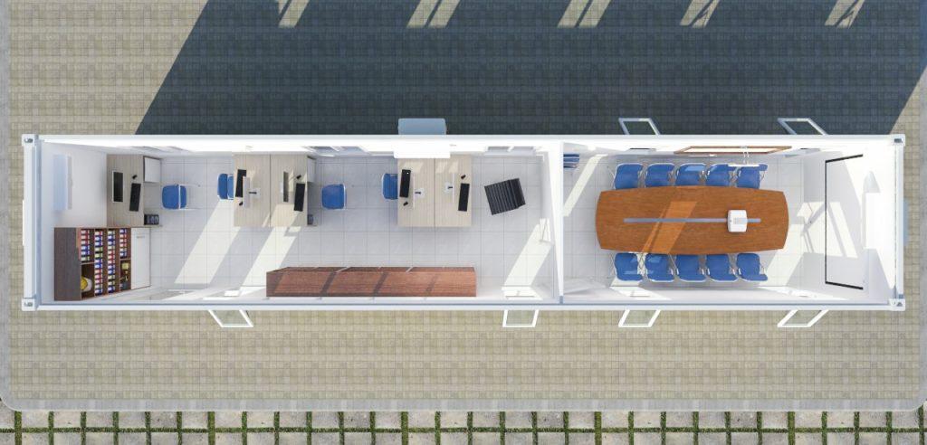 Container Nhà Mẫu TNC05