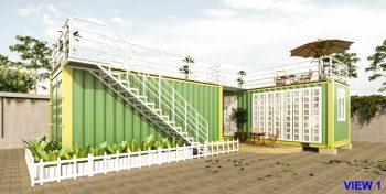Container Nhà Mẫu TNC06