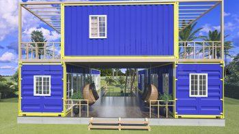 Container Nhà Mẫu TNC08